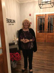 Janice Berlin (Mom)